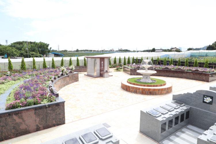 サニープレイス松戸 樹木葬・永代供養殿 イメージ1