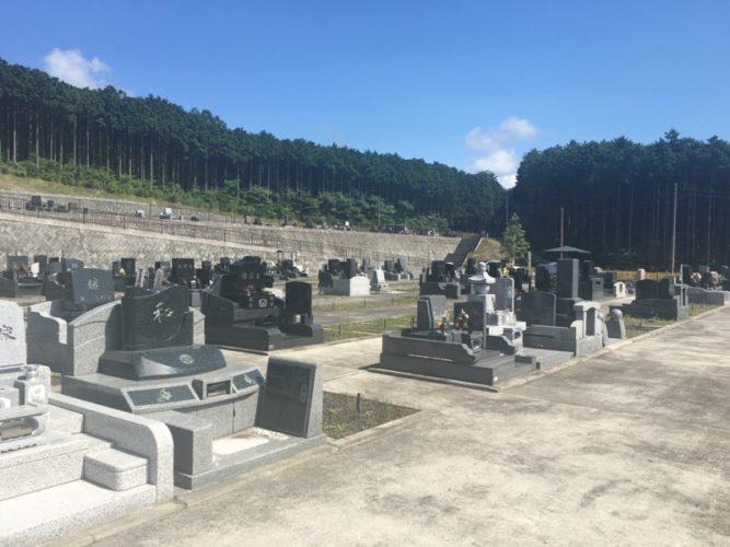 裾野市営墓地 イメージ7