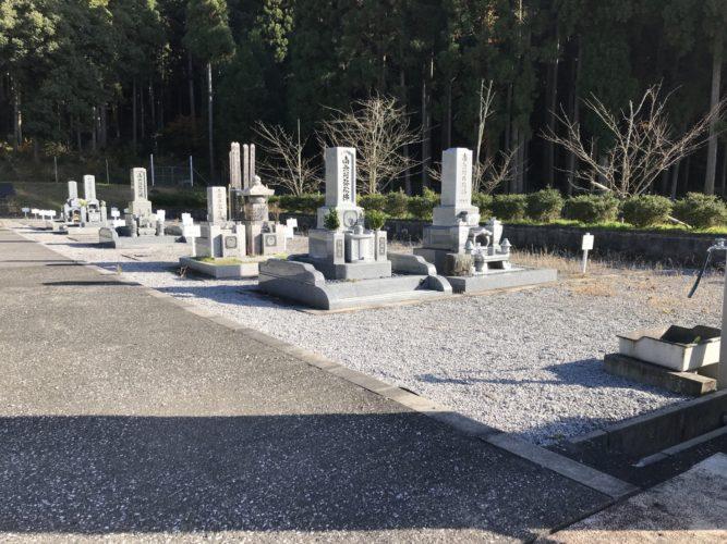 長浜市営 高月きたひら公園墓地 イメージ4