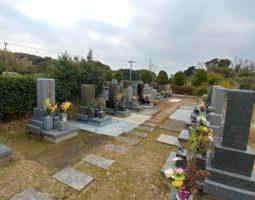 長崎市営 香焼中央墓地