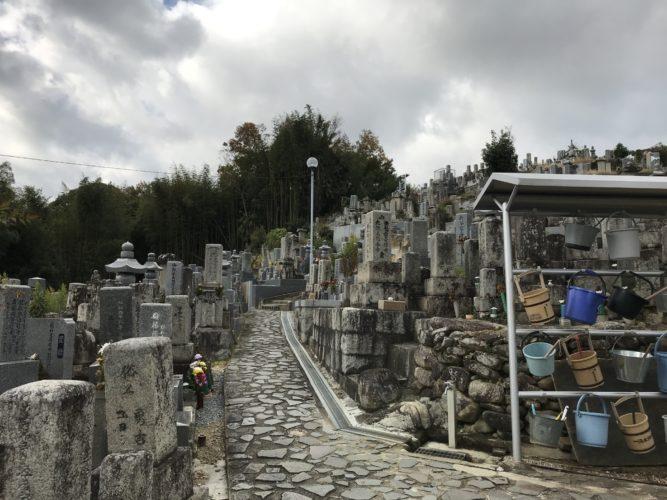 池坂墓地 イメージ4
