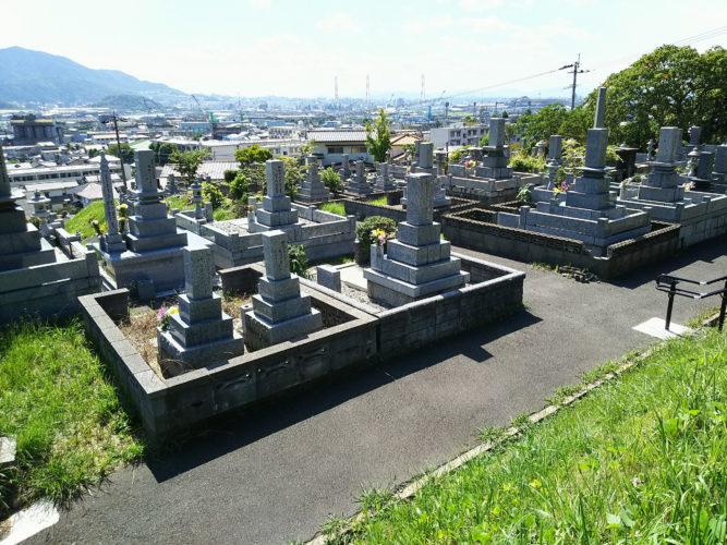 北九州市立 藤ノ木霊園 イメージ3