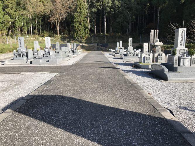 長浜市営 高月きたひら公園墓地 イメージ5
