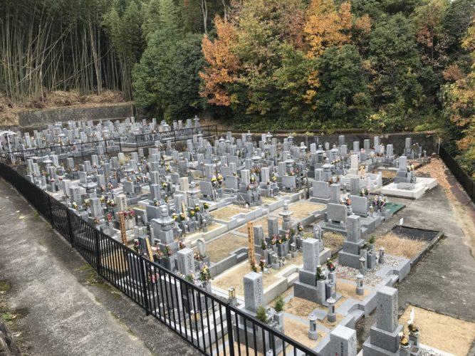 池坂墓地 イメージ1