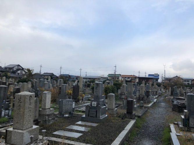 長浜市営 梨ノ木墓地 イメージ1