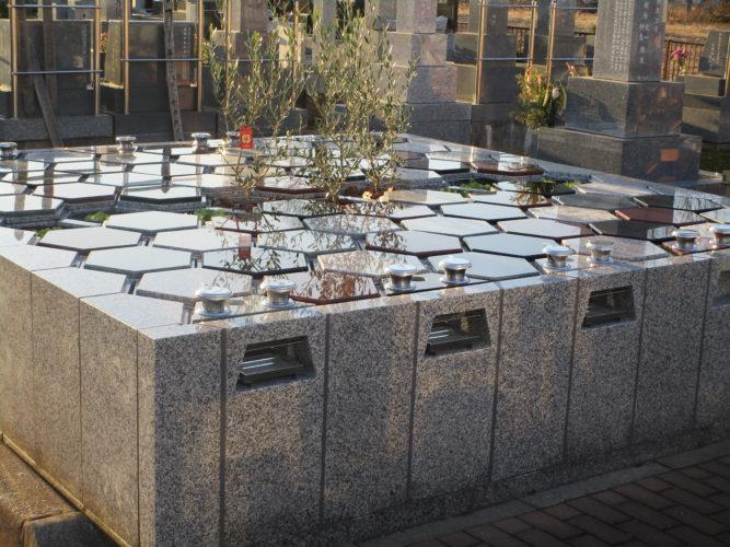 新所沢霊園 ガーデニング型樹木葬「アルヴェアージュ」 イメージ2