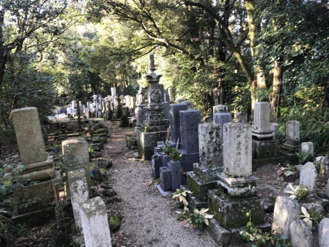 例幣墓地 イメージ1