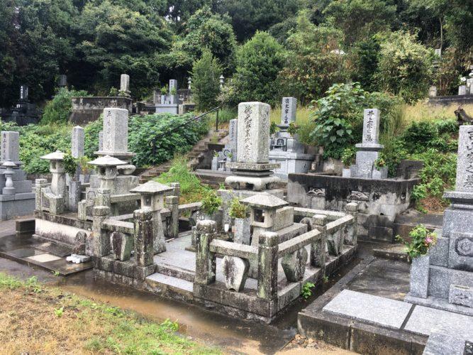 防府市営 岡山墓地 イメージ4
