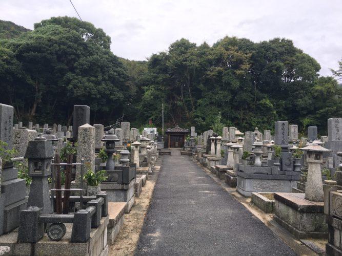 防府市営 羅漢寺墓地 イメージ2