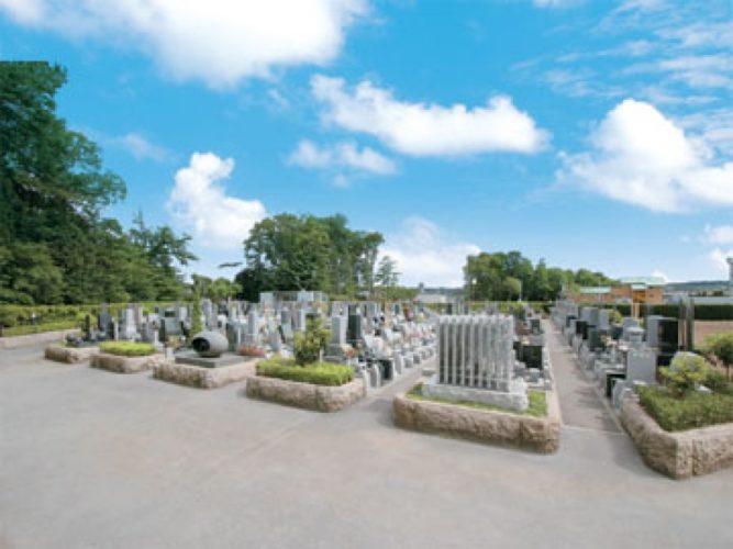 新光墓苑 イメージ1