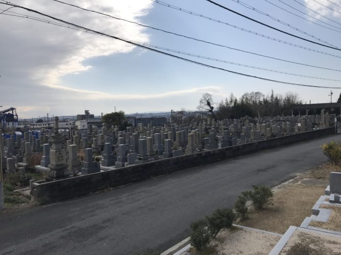 上狛墓地 イメージ1