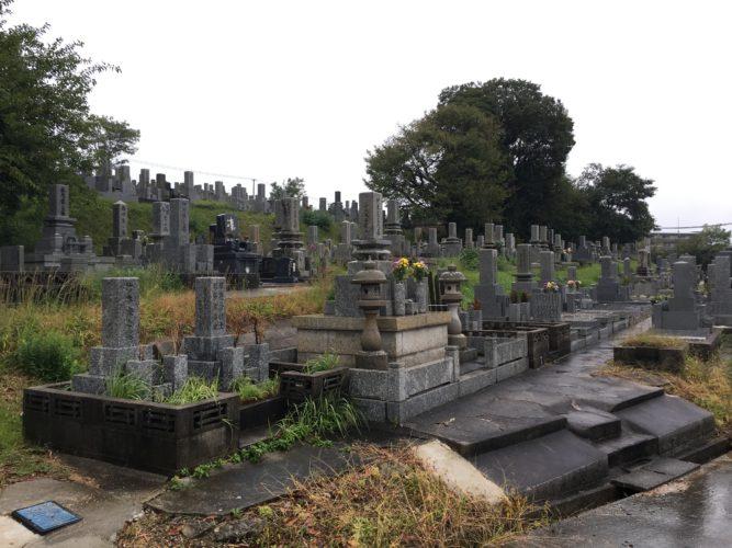 宇部市営 開公園墓地 イメージ2