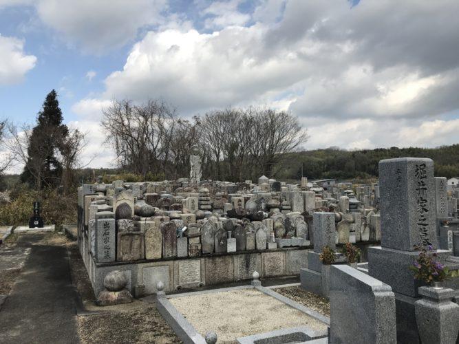 上狛墓地 イメージ3