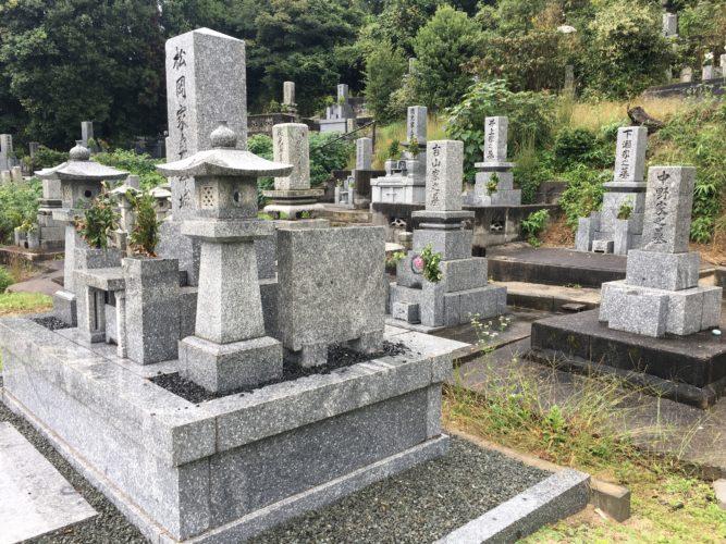 防府市営 岡山墓地 イメージ1
