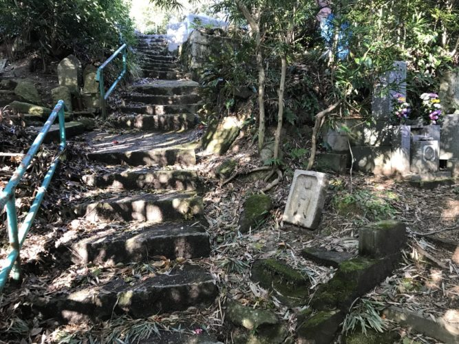 例幣墓地 イメージ2