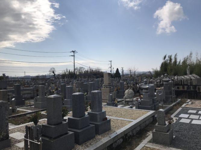 上狛墓地 イメージ2