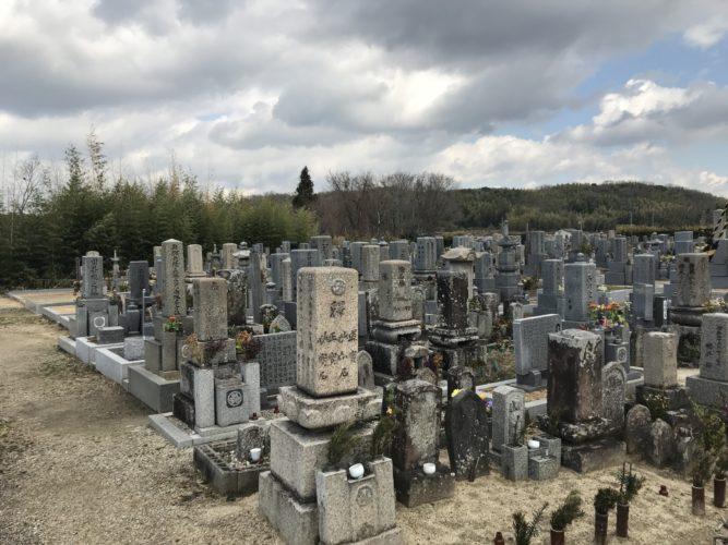 上狛墓地 イメージ4