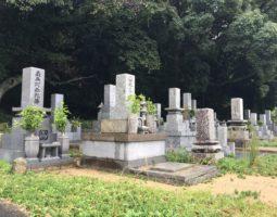防府市営 桑ノ山墓地