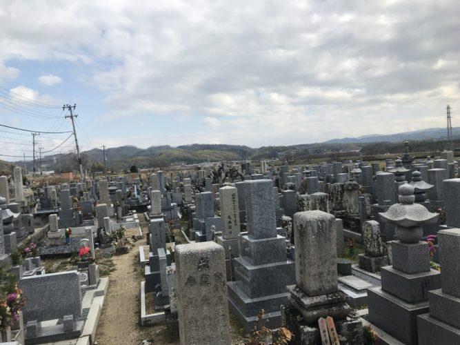 上狛墓地 イメージ5