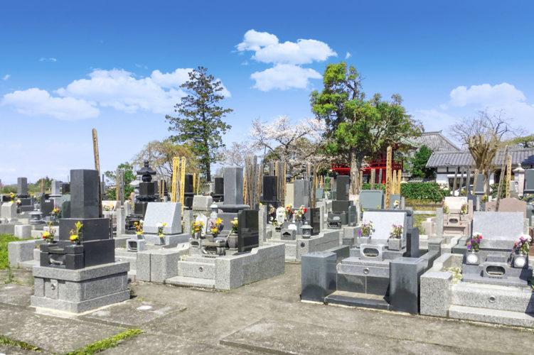 川島すみれ霊園 イメージ2