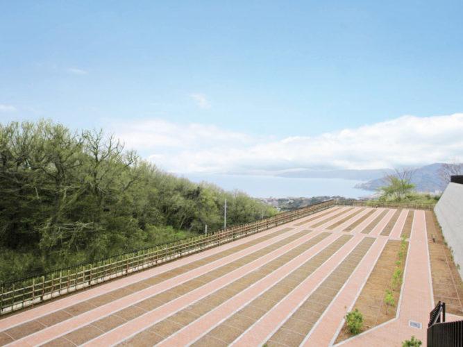 空と海 新・吉祥公園墓地 イメージ2