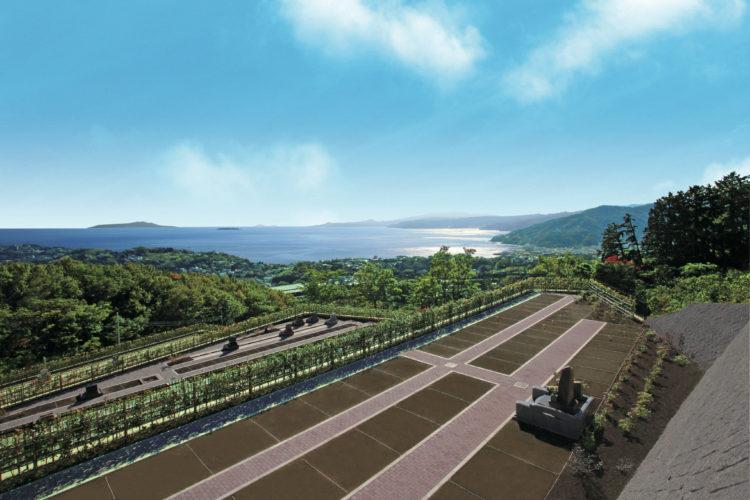 空と海 新・吉祥公園墓地 イメージ1