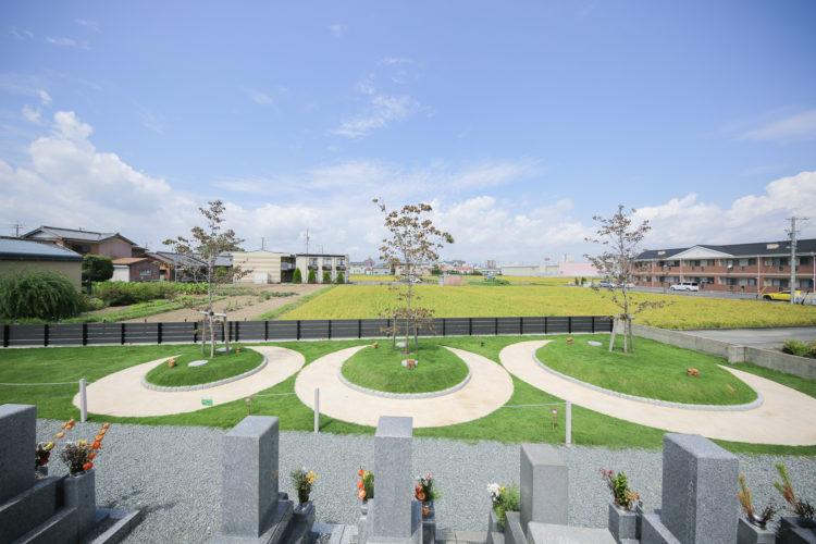 潮音寺 永代供養樹木葬 「結びの丘」 イメージ2